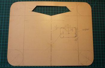 comment faire un sac main pour ipad avec du carton. Black Bedroom Furniture Sets. Home Design Ideas